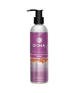 Lozione da massaggio profumata Dona sassy 235 ml