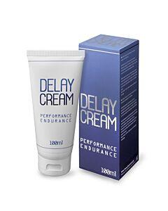 Crema ritardante crema ritardante 100 ml