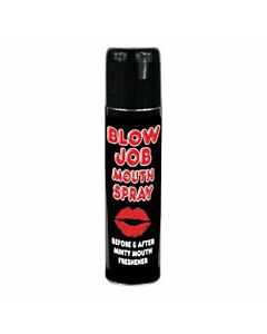 Spray rinfrescante alla menta