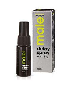 Effetto maschile spray termico per uomo