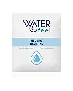 Lubrificante naturale Waterfeel da 4 ml al suo interno