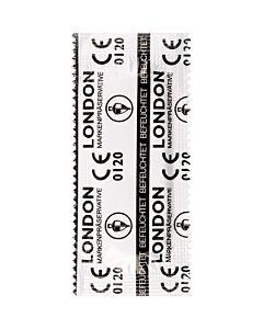 Sacchetto dei preservativi di Londra 100 unità