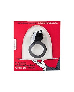 Ti voglio anello per pene nero