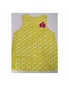 Costume donna cuori gialli