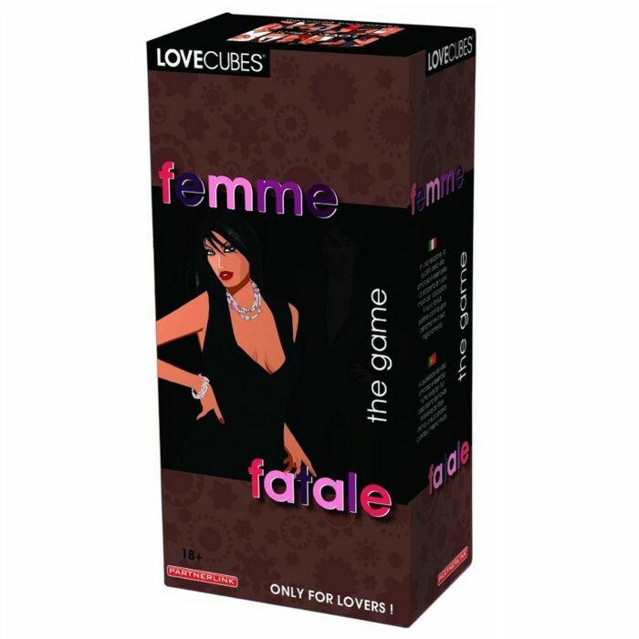 Cubi d'amore juego femme fatale