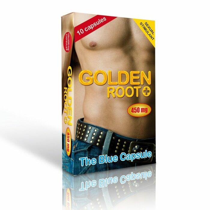 Golden potente afrodisiaco unisex 100 natural