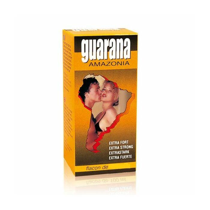 Guarana afrodisiaco exotico 30ml