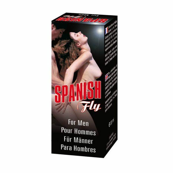 Spanysh fly per uomo, potente stimolante 20ml