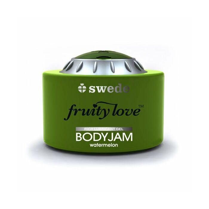 Fruttato amore bodyjam lubrificante sandia svedese
