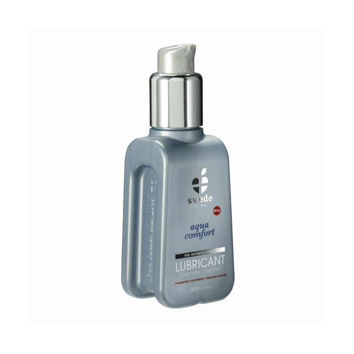 Lubrificante Aqua comfort 60 ml svedese
